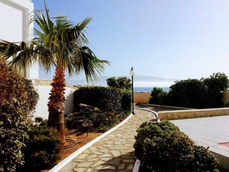 Viglia beach hotel Crete