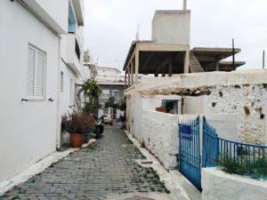 malia old village crete