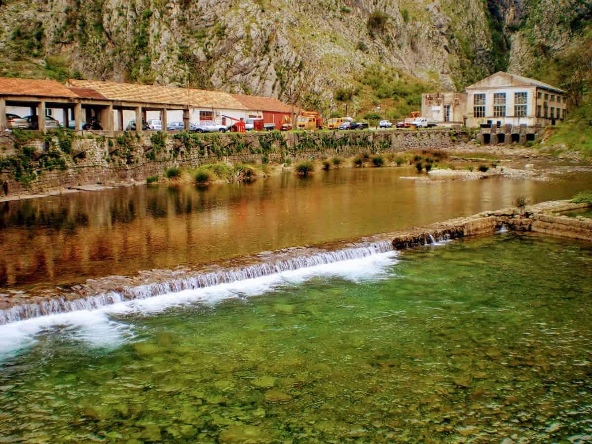 kotor montenegro sea water