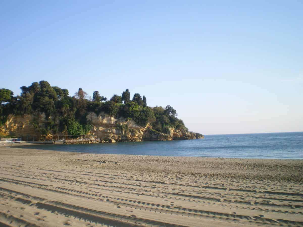 ulcinj velika plaza long beach