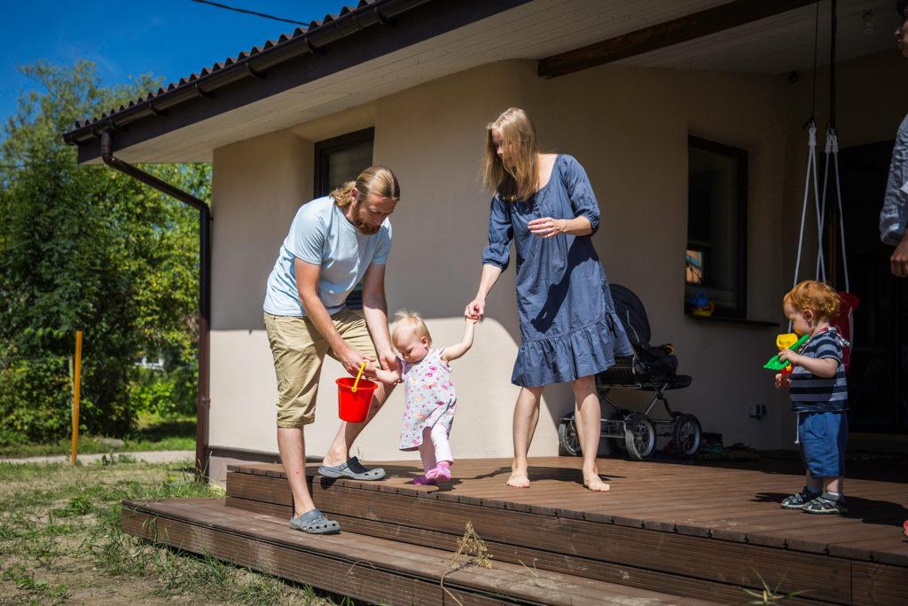Gabija and Antanas Pavilnys Trilogy