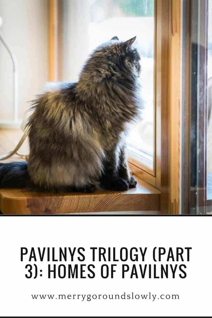 pavilnys trilogy