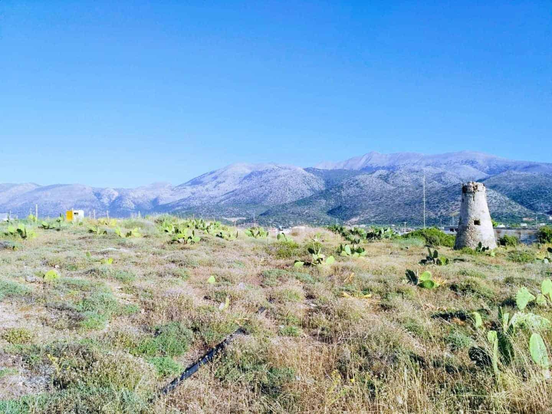 Malia Crete in May