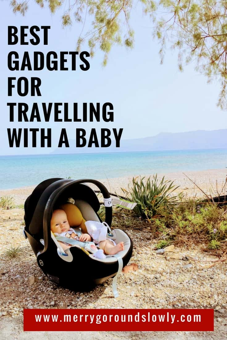 List of Useful Items for Travelling with Baby. Nappy Wallet | Dockatot | Sleepyhead | Playpen | Babymoov | Snoozeshade | Sunshade | Baby Sunshade | Baby Carrier | Connecta Carrier | Dummy Case | Pacifier Case | Sanitising Water | Teething Necklace | Silicone Beads | Changing Bag | Nappy Bag | Diaper Bag | Pacapod | Totseat | High Chair | Wet Dry Bag | Buggy Bag | Backpack | Goodordering | Travel Gadgets |Travel Baby | Travel Toddler |