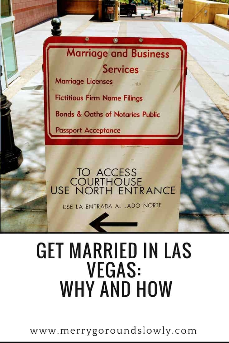 marriage in las vegas