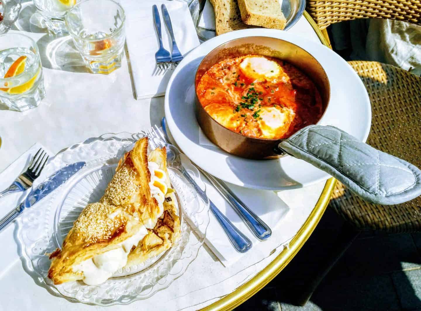 Shakshuka in Jerusalem