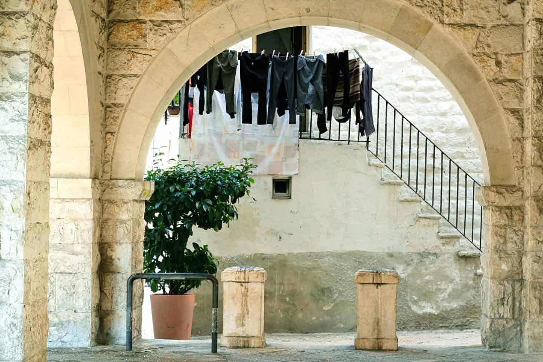 old town bari, italy