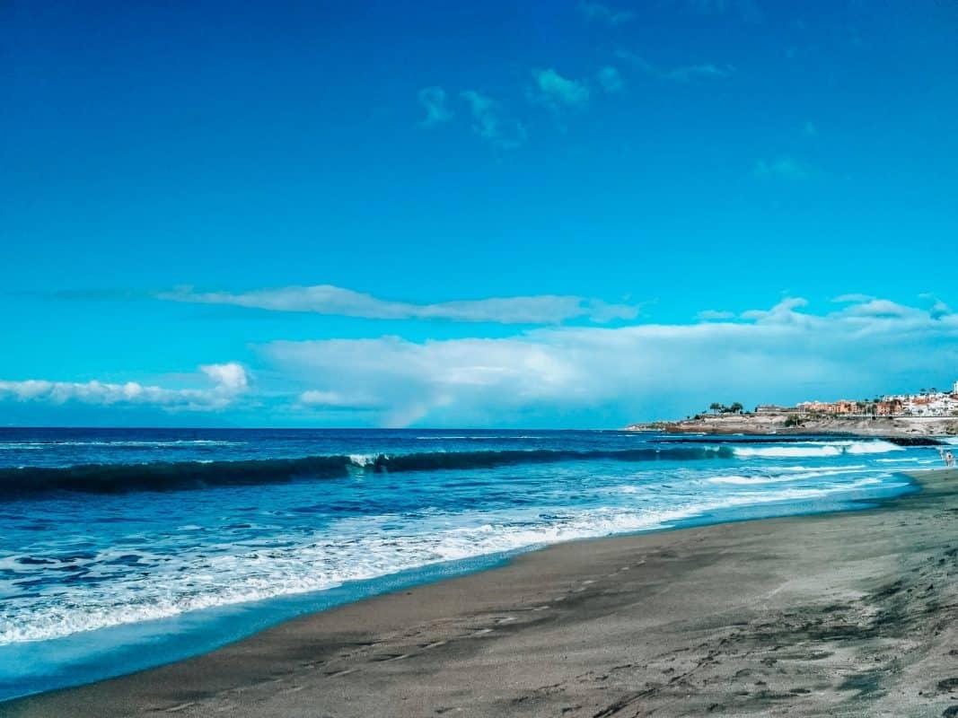 Playa Torviscas, Tenerife