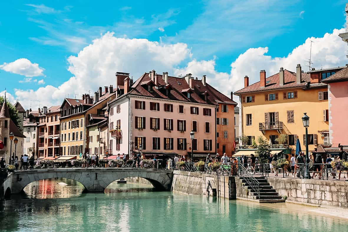 annecy france canal